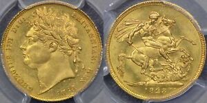 Click now to see the BUY IT NOW Price! GREAT BRITAIN 1823 SOVEREIGN   PCGS MS63