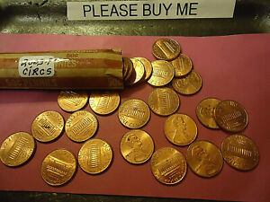 2003 P LINCOLN CENT ROLL     CIRCS         C/S & H AVAILABLE