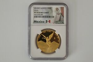 Click now to see the BUY IT NOW Price! 2016 MEXICO 1 ONZA GOLD LIBERTAD PROOF MEXICAN LIBERTAD NGC PF 70UC   EBUCKS