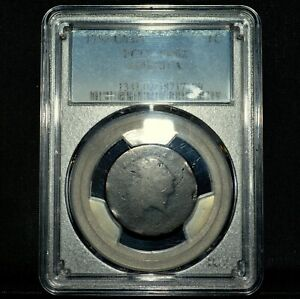 1793 CHAIN CENT  PCGS FAIR FR 02  1C AMERICA F 2 LARGE  NOW TRUSTED