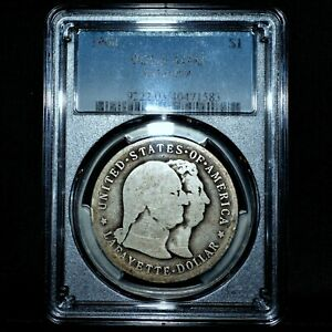 1900 LAFAYETTE COMMEMORATIVE $1  PCGS AG 03  ABOUT GOOD LOWBALL 3 TRUSTED