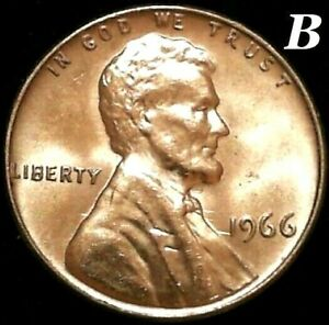 1966 P LINCOLN MEMORIAL CENT RD