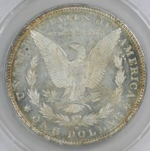 1881 O MORGAN DOLLAR VAM 18A DISCOVERY COIN ANACS AU 55 DENTICLE CLASHED