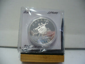 Click now to see the BUY IT NOW Price! 2001  CANADA  SILVER ONE  DOLLAR  COIN  1$  HIGH   GRADE   01      .925  SILVER