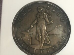 Click now to see the BUY IT NOW Price! PHILIPPINES 1905 PROOF PESO NGC PF 63 CHOICE TONED PF