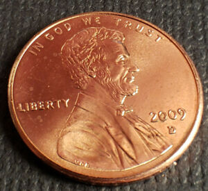 2009 D LINCOLN PENNY PRESIDENCY MINT STATE UNCIRCULATED BU