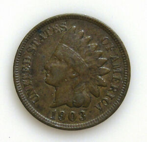 1903 INDIAN PENNY HIGHER GRADE