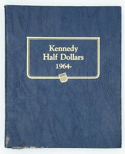 Click now to see the BUY IT NOW Price! JFK HALF DOLLARS 1964 1984 W/PROOFS COLLECTION UNCIRCULATED WITH ALBUM
