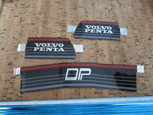 *NEW OEM* 0720P18 Volvo Penta Sticker Set 876636  - EUR 52.14
