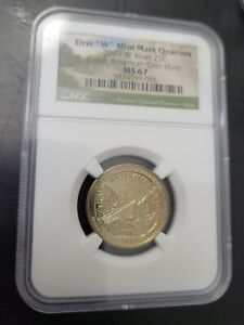 Click now to see the BUY IT NOW Price! 2019 W RIVER OF NO RETURN  NGC MS67  TONED  GOLD LOOKING  SUPER