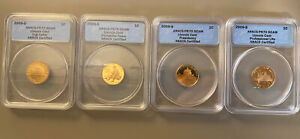 Click now to see the BUY IT NOW Price! 2009 S LINCOLN CENTS ANACS PF70   ALL 4 VARIETIES