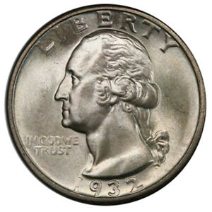 Click now to see the BUY IT NOW Price! 1932 D 25C WASHINGTON QUARTER PCGS MS66 3294 18
