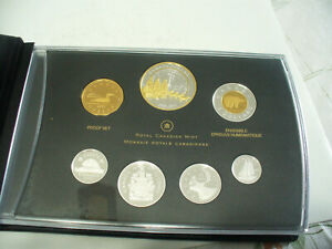 Click now to see the BUY IT NOW Price! 2013  FINE SILVER CANADA PROOF SET   TOONIE  LOONIE FIFTY CENT QUARTER NICKEL