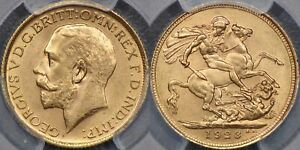 Click now to see the BUY IT NOW Price! 1923 SYDNEY SOVEREIGN   PCGS MS64