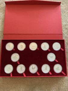Click now to see the BUY IT NOW Price! 1999 2010 PERTH MINT SILVER 1OZ. LUNAR SERIES 1 COMPLETE SET PERTH MOUSE TO PIG
