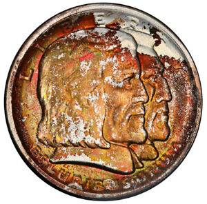 Click now to see the BUY IT NOW Price! LONG ISLAND 1936 50C SILVER COMMEMORATIVE PCGS MS67 3281 37  CAC