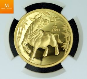 Click now to see the BUY IT NOW Price! AUSTRALIAN LUNAR SERIES III 2021 YEAR OF THE OX 1OZ GOLD PROOF HIGH RELIEF NGC P
