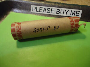 2021 P  BU  LINCOLN CENT ROLL
