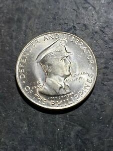 Click now to see the BUY IT NOW Price! 1947 PHILIPPINES SILVER 50 CENTAVOS COIN  MACARTHUR