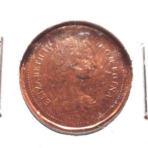 CIRCULATED 1983 ONE CENT CANADA COIN   62715  ..FREE DOMESTIC SHIPPING