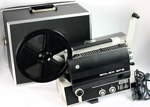 bolex sp8 super 8 sound projector box