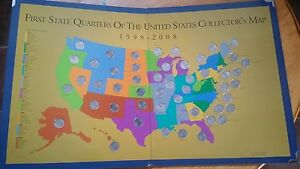 Click now to see the BUY IT NOW Price! 1999 2008 100 COIN 50 STATE QUARTER COMPLETE SET  DANSCO ALBUMS