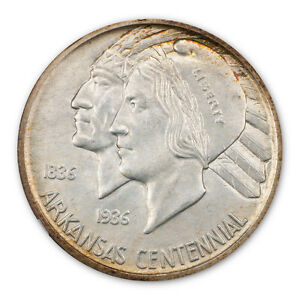 Click now to see the BUY IT NOW Price! ARKANSAS 1938  S 50C SILVER COMMEMORATIVE NGC MS67