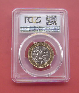 Click now to see the BUY IT NOW Price! GIBRALTAR 1999AA THE AUGEAN STABLES 2 POUNDS BIMETALLIC COIN PCGS MS 65