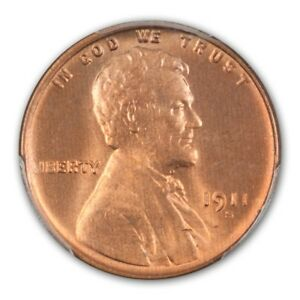 Click now to see the BUY IT NOW Price! 1911 S 1C LINCOLN CENT   TYPE 1 WHEAT REVERSE PCGS MS66RD