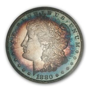Click now to see the BUY IT NOW Price! 1880 $1 MORGAN DOLLAR PCGS PR68CAM