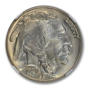 Click now to see the BUY IT NOW Price! 1929 S BUFFALO NICKEL TYPE 2 5C NGC MS67  TOP POP