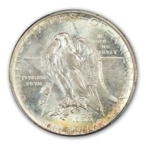 Click now to see the BUY IT NOW Price! TEXAS 1935 D 50C SILVER COMMEMORATIVE PCGS MS68