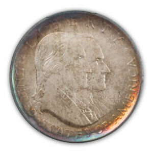 Click now to see the BUY IT NOW Price! SESQUICENTENNIAL 1926 50C SILVER COMMEMORATIVE PCGS MS65