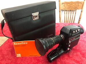 beaulieu 5008 movie camera super 8mm super