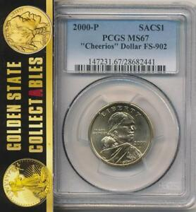 Click now to see the BUY IT NOW Price! 2000 P SACAGAWEA PCGS MS 67