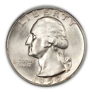 Click now to see the BUY IT NOW Price! 1950 D/S 25C WASHINGTON QUARTER PCGS MS66