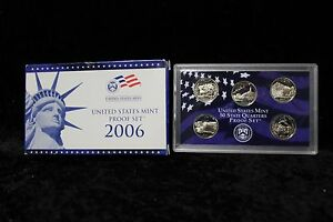 2006 UNITED STATES MINT  PROOF SET