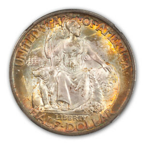 Click now to see the BUY IT NOW Price! SAN DIEGO 1935 S SILVER COMMEMORATIVE 50C NGC MS68