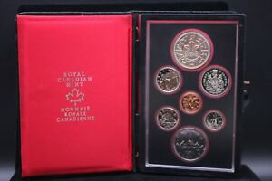 1978 CANADA PROOF SET   BOX AND PAPERS