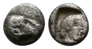 GC462    GREEK   HEMIOBOL / CARIA / 0.49 GR / 6 MM