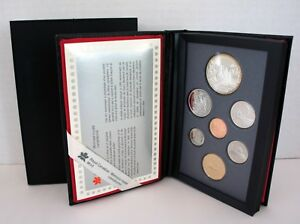 1989 CANADA DOUBLE DOLLAR MINT SEALED PROOF SET