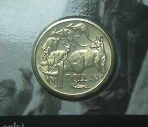 1995 $1 MOR DOLLAR COIN FROM A MINT SET UNC