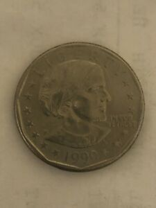 1999P SUSAN B ANTHONY ONE DOLLAR COIN