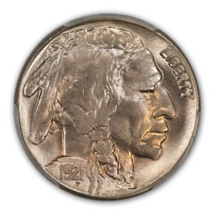 Click now to see the BUY IT NOW Price! 1921 S 5C BUFFALO NICKEL PCGS MS65   CAC