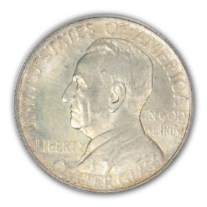 LYNCHBURG 1936 50C SILVER COMMEMORATIVE PCGS MS65