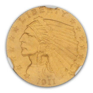 Click now to see the BUY IT NOW Price! 1911 INDIAN $2.50 NGC PR67