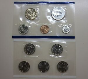 2000 UNCIRCULATED PHILADELPHIA MINT SET A