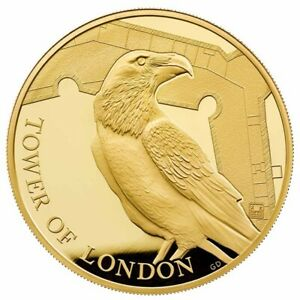 Click now to see the BUY IT NOW Price! ROYAL MINT  5 OUNCE 24KT GOLD  PROOF RAVEN  FIRST EVER NGC GRADED  PF70UC