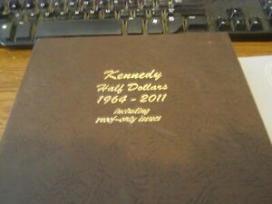 Click now to see the BUY IT NOW Price! KENNEDY HALF DOLLAR LOT 1964   2011 COMPLETE SET INCLUDING PROOFS