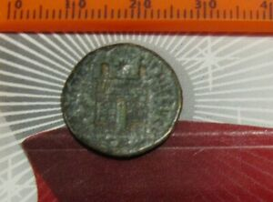 ANCIENT ROMAN COIN / 1X ANCIENT AUTHENTIC  COIN